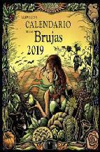 calendario 2019 de las brujas 9788491113669