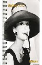 agenda 2012 (16x21cm) audrey hepburn-9783832747985