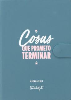 mr. wonderful agenda peq_clás_19 diaria - cosas que prometo-8435460734981