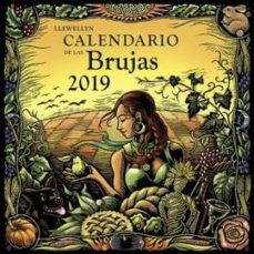 calendario 2019 de las brujas-9788491113669
