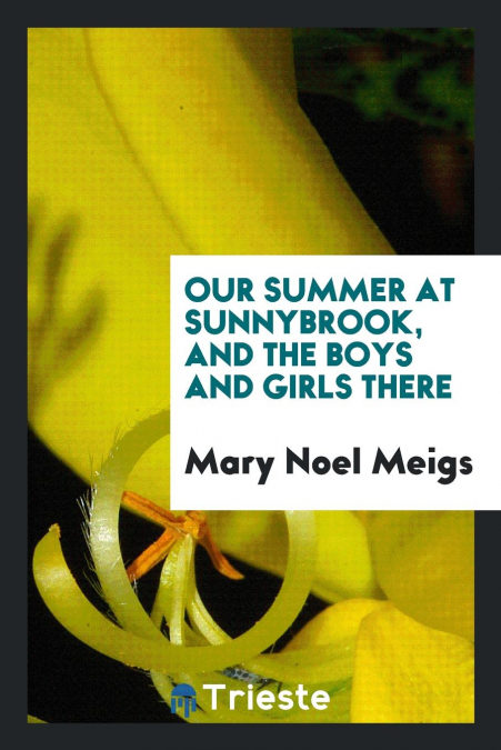 Our Summer At Sunnybrook, And The Boys And Girls There - Gratis para descargar ebooks para kindle