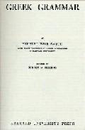 Greek Grammar por Herbert Weir Smyth epub