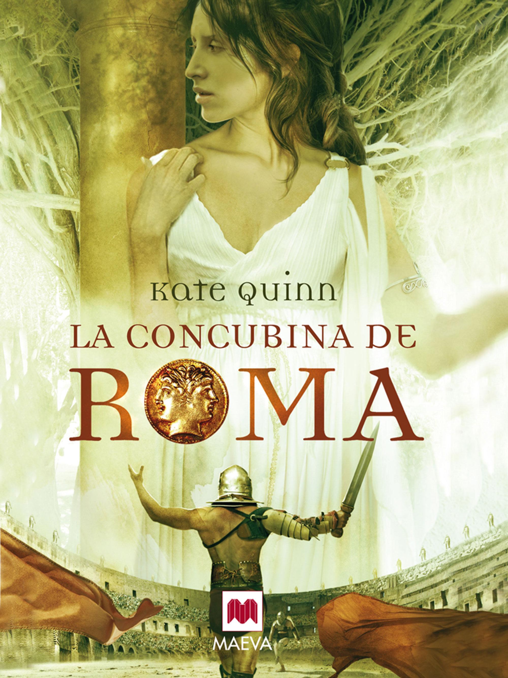 la concubina de roma (ebook)-kate quinn-9788415120605