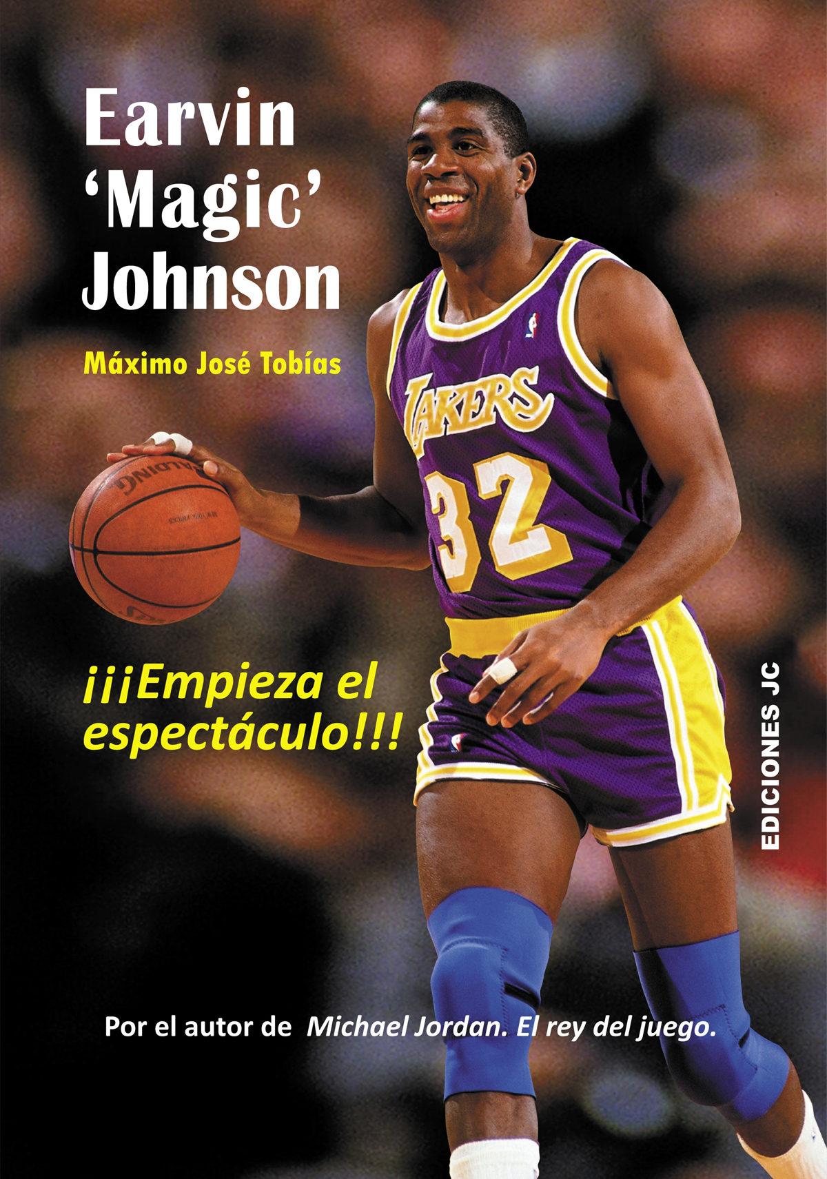 "earvin ""magic"" johnson-maximo jose tobias-9788415448105"