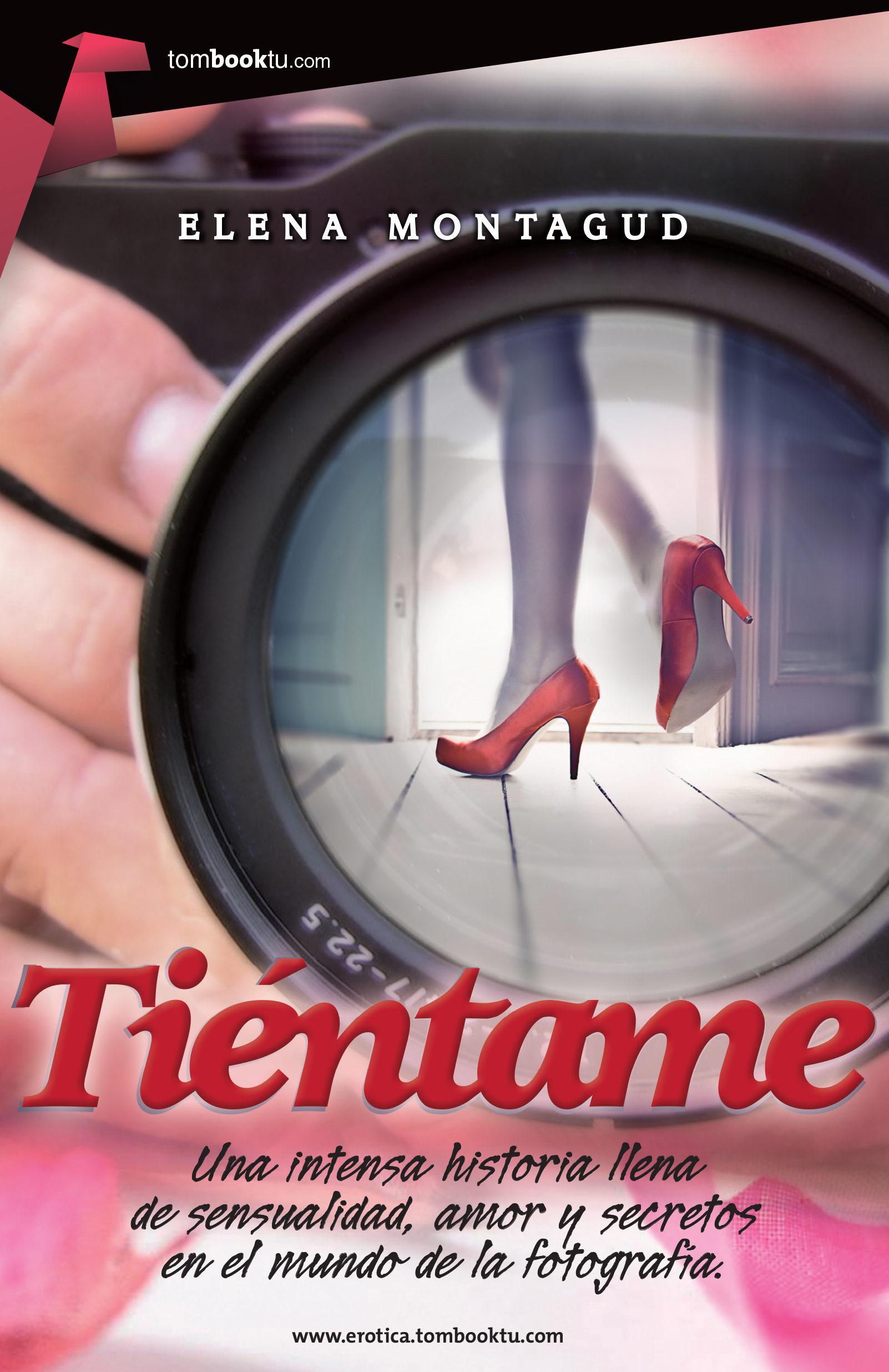 portada del libro Tiéntame
