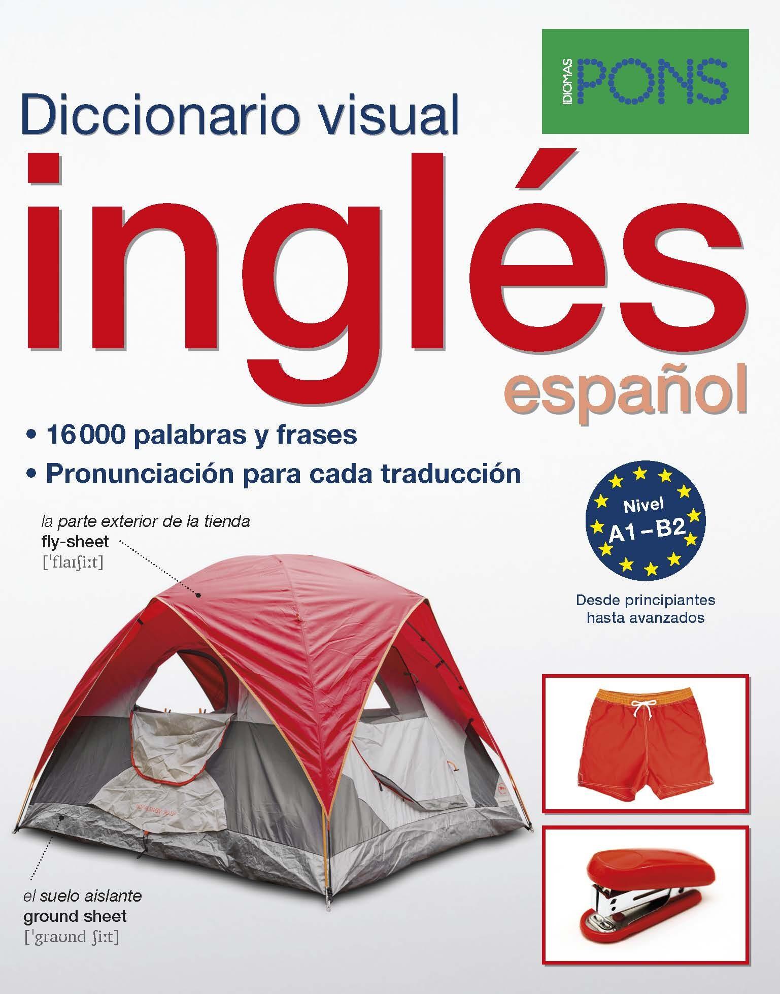 diccionario visual inglés español-9788416782505