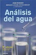 Analisis Del Agua por Jean Rodier