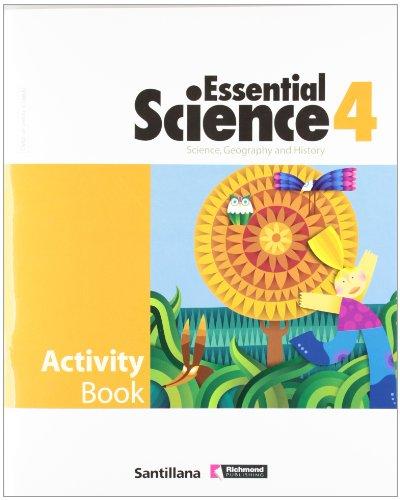 Essential Science 4 (activity Book) por Vv.aa.