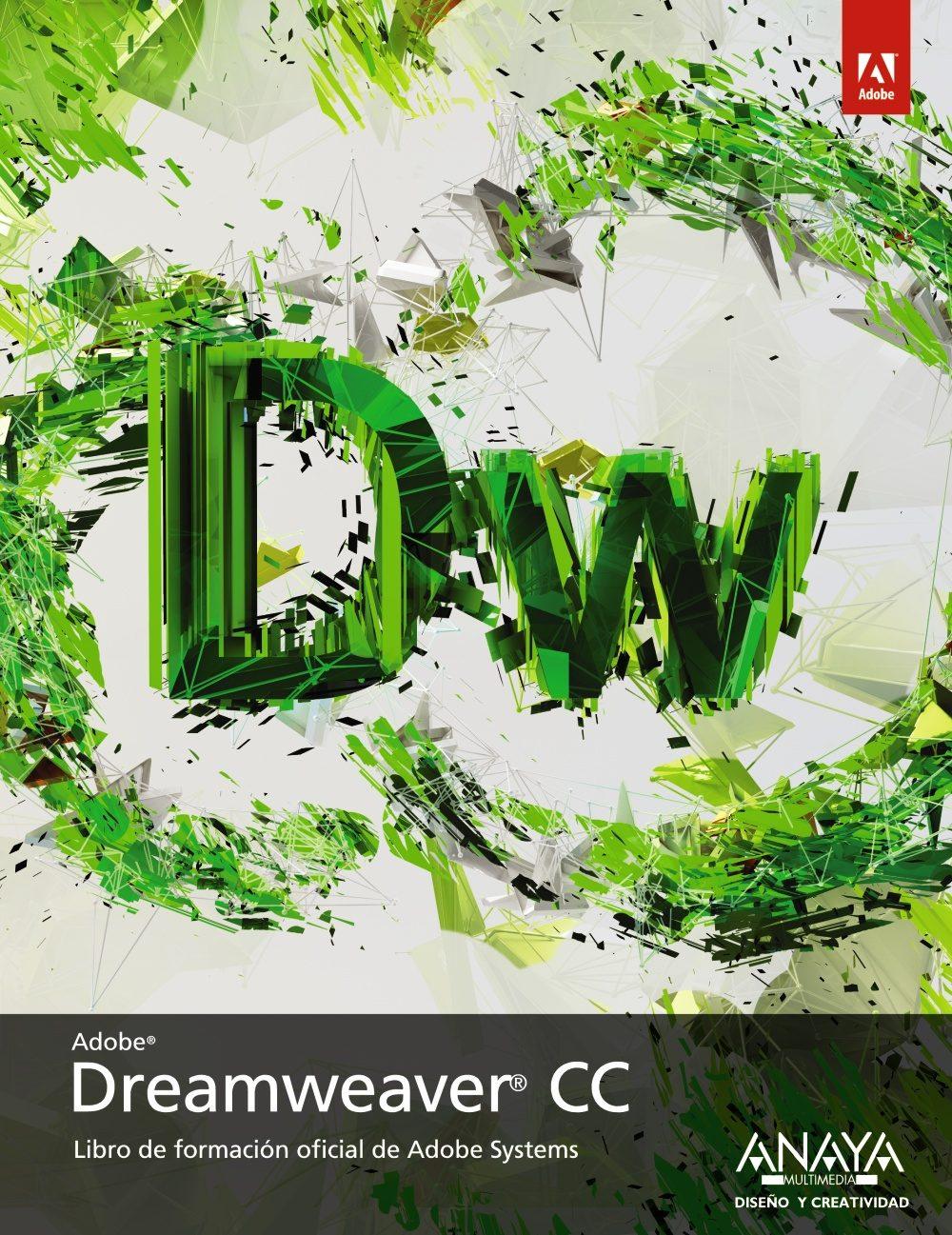 dreamweaver cc (diseño y creatividad)-9788441534605