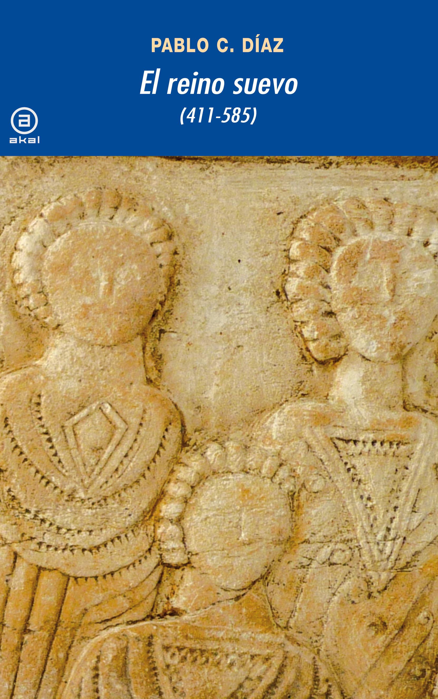 El Reino Suevo (411-585) por Pablo C. Diaz Martinez