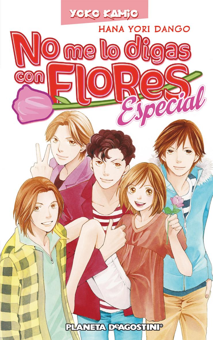 No Me Lo Digas Con Flores (esp) por Yoko Kamio