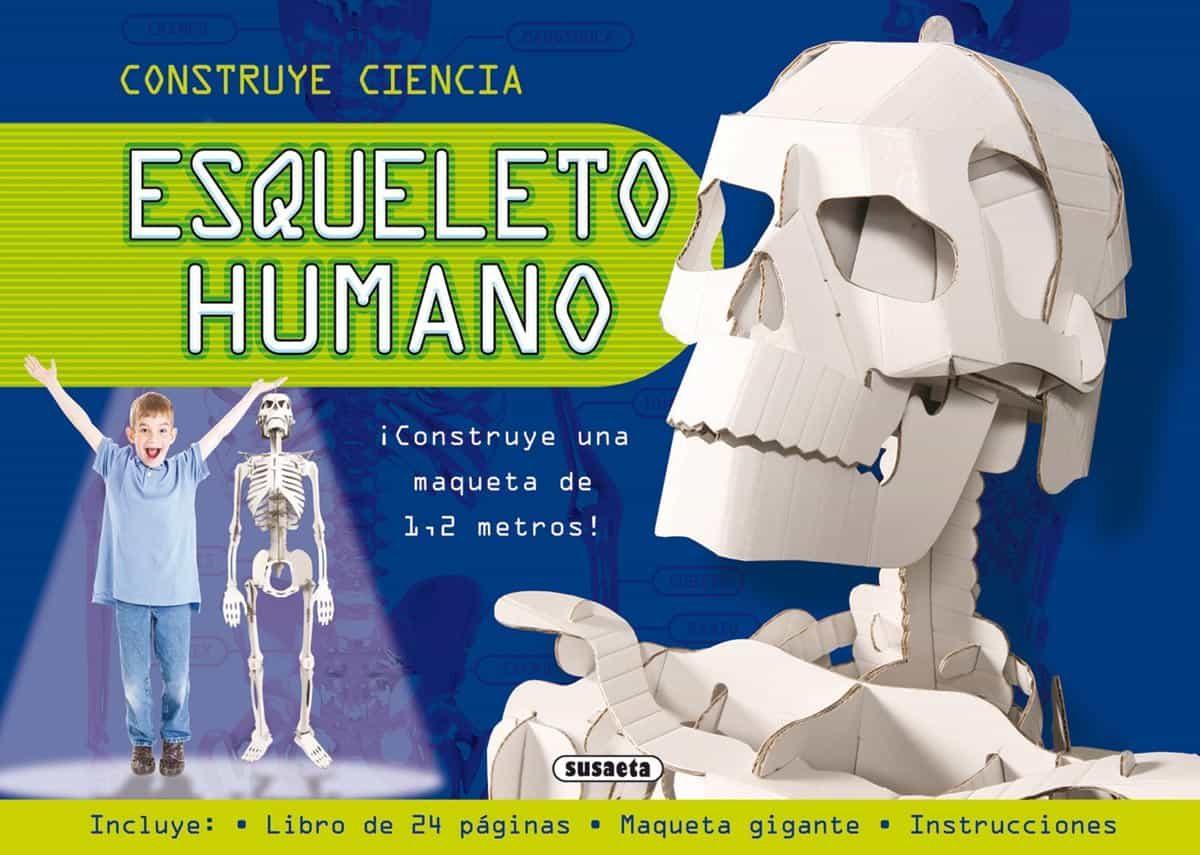 ESQUELETO HUMANO (MAQUETAS GIGANTES) | VV.AA. | Comprar libro ...
