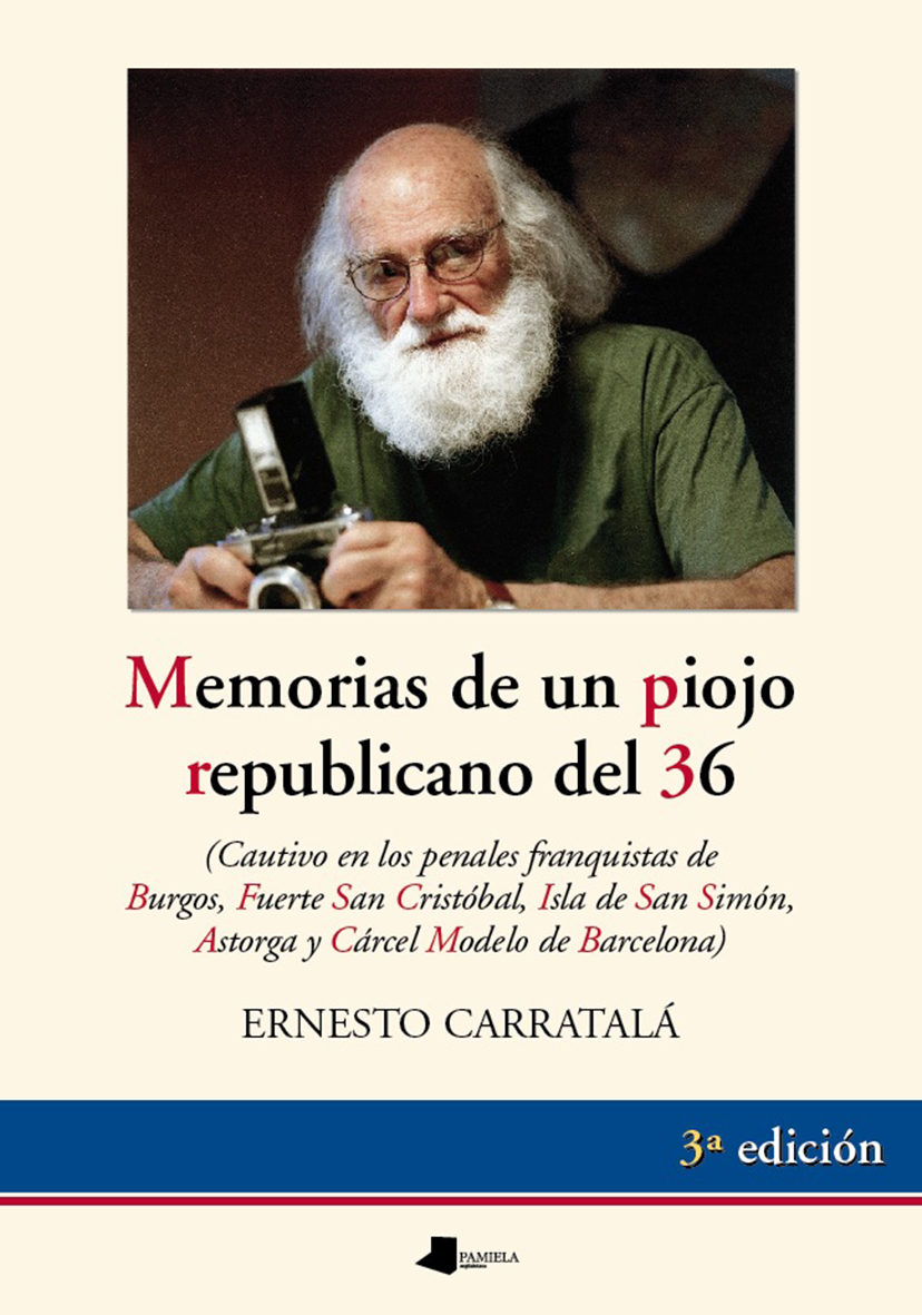 Memorias De Un Piojo Republicano por Ernesto Carratala Gratis