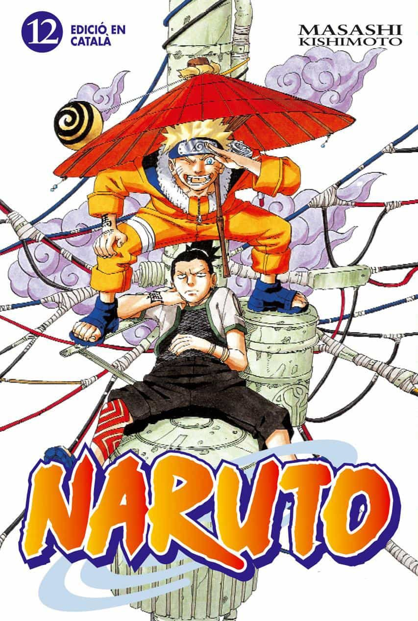 Naruto Catala Nº12/72 (edt) por Masashi Kishimoto Gratis