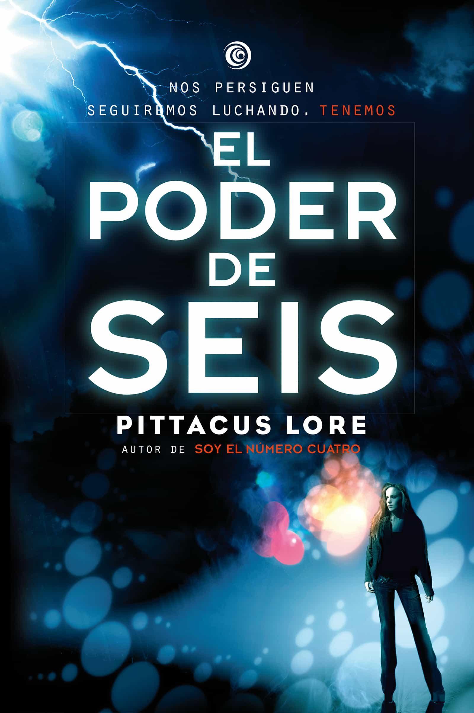 El Poder De Seis (ebook)pittacus Lore9788490068205
