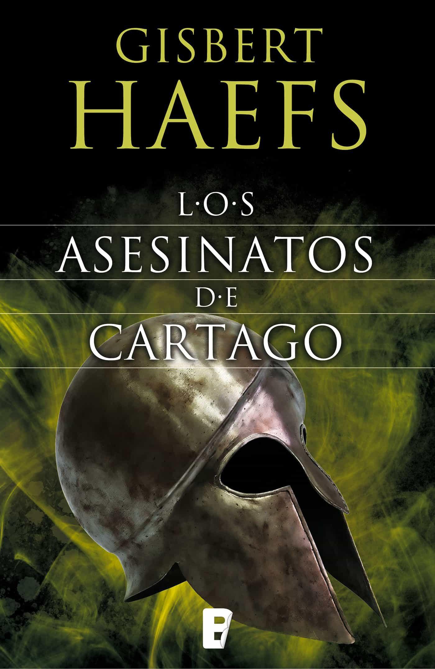 Los Asesinatos De Cartago   por Gisbert Haefs