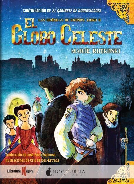 El Globo Celeste por Marie Rutkoski