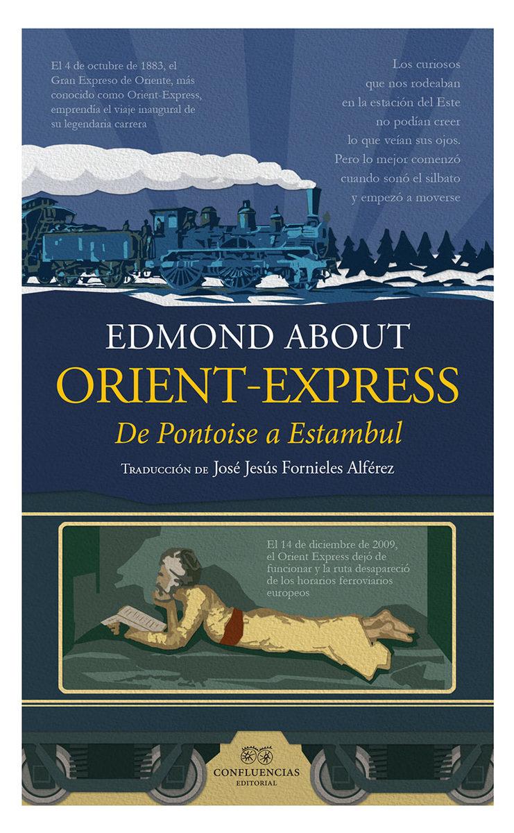 Orient Express por Edmond About