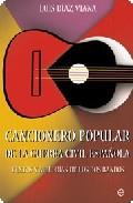 Cancionero Popular De La Guerra Civil Española por Luis Diaz Viana epub
