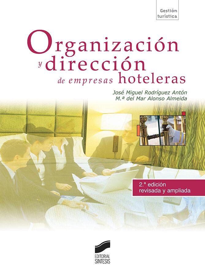 descargar ORGANIZACION Y DIRECCION DE EMPRESAS HOTELERAS pdf, ebook