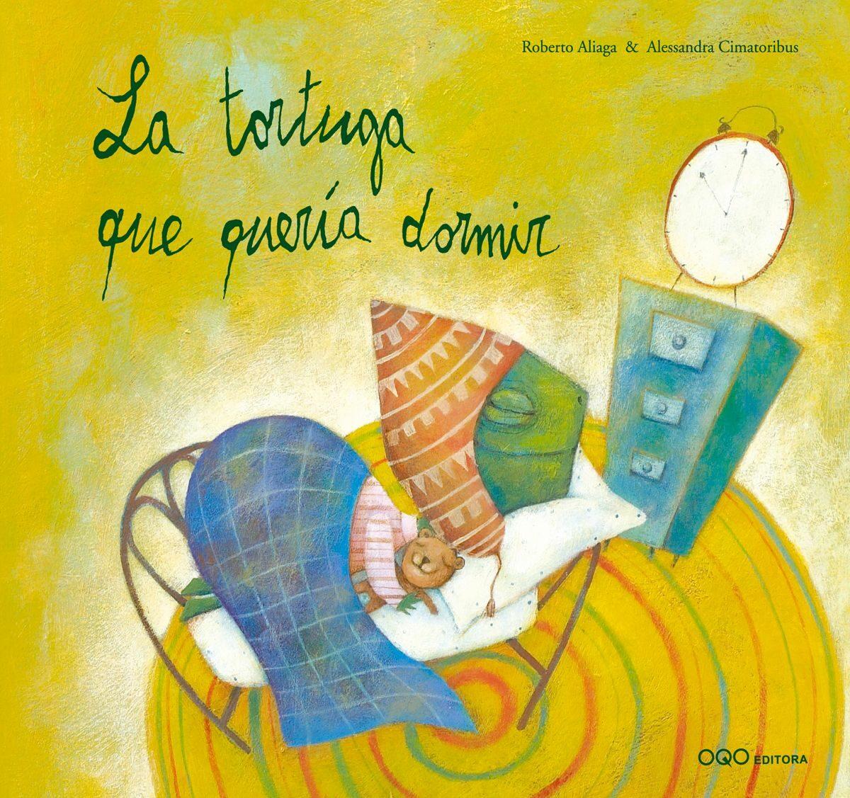 La Tortuga Que Queria Dormir por Roberto Aliaga epub