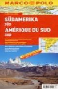Sudamerika (sud) - Armerique Du Sud (sud) por Vv.aa.
