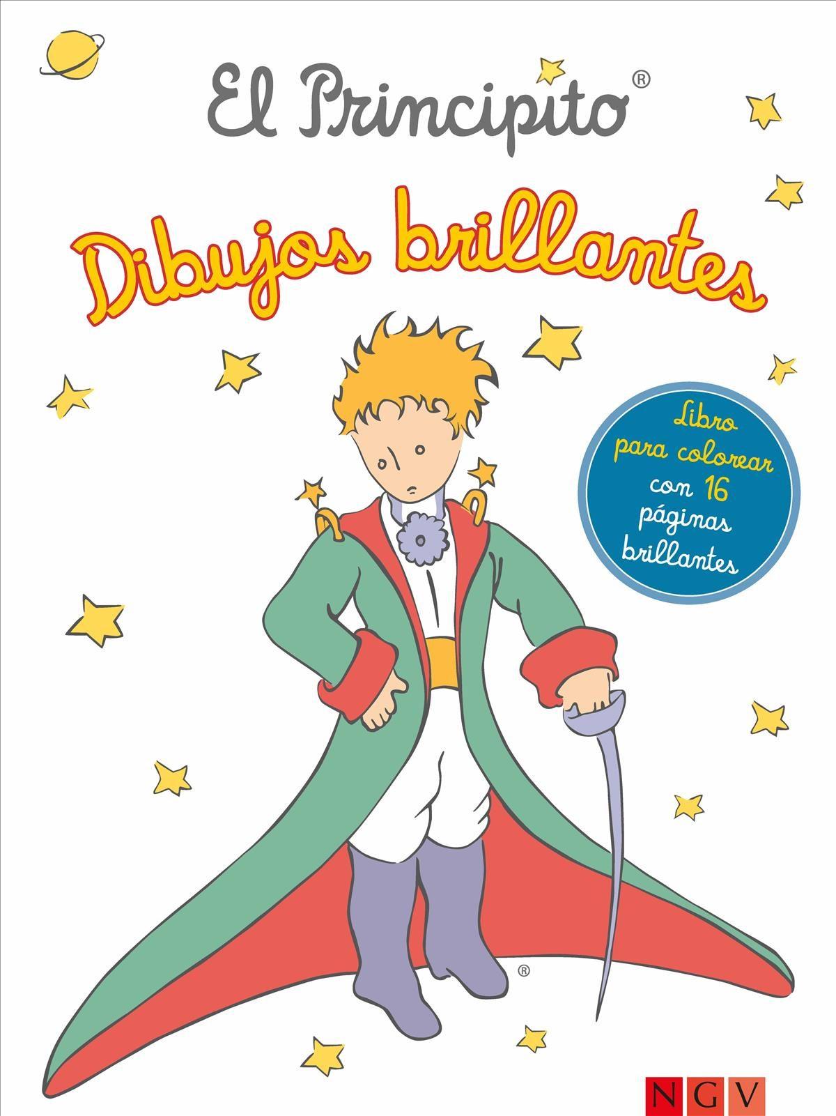 El Principito Dibujos Brillantes Vvaa Comprar Libro 9783849912215