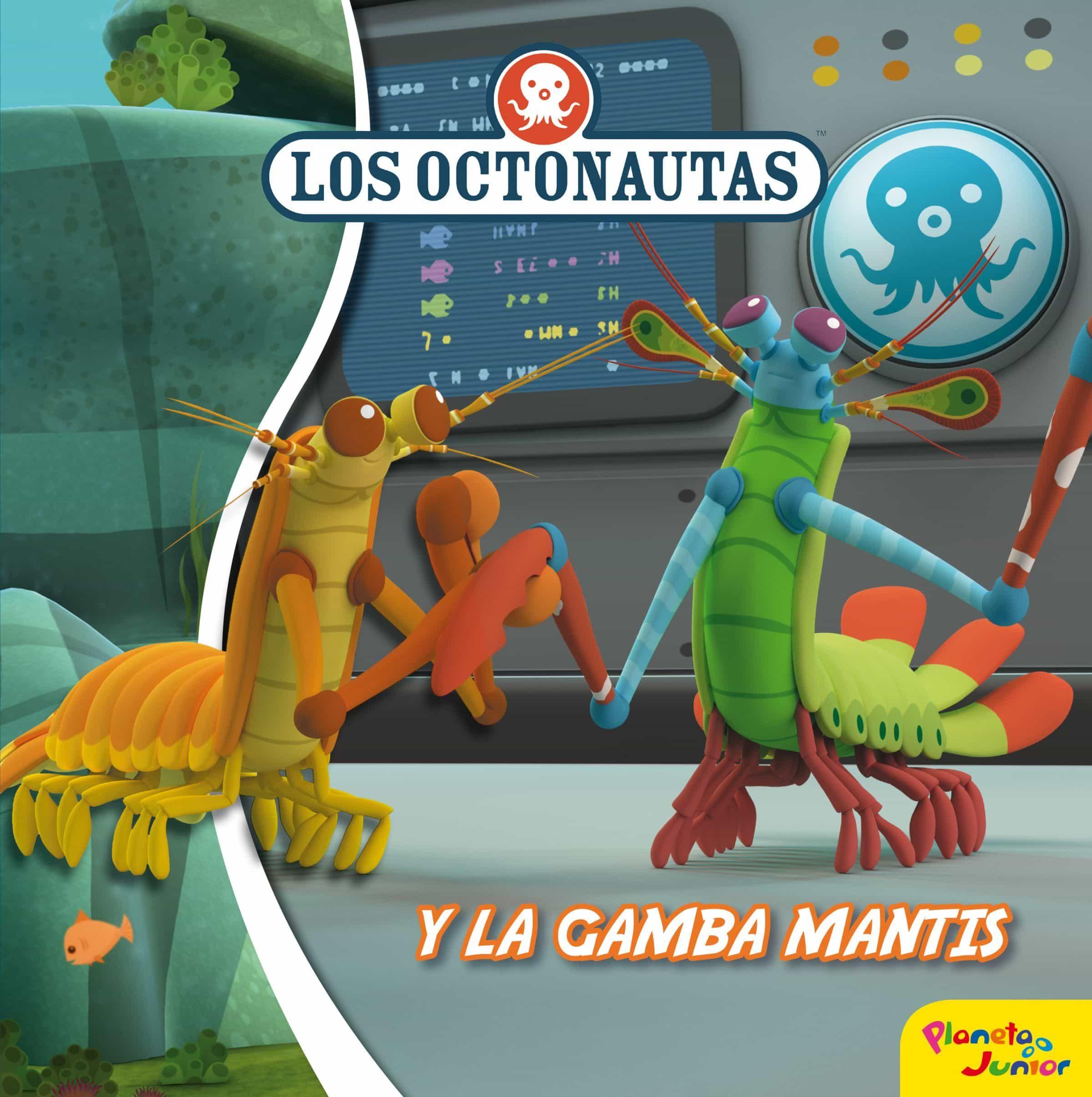 LOS OCTONAUTAS Y LA GAMBA MANTIS | VV.AA. | Comprar libro 9788408188315