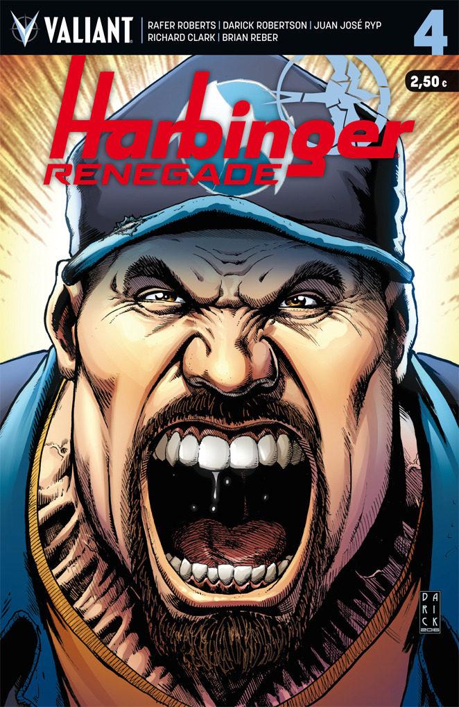 HARBINGER RENEGADE 4