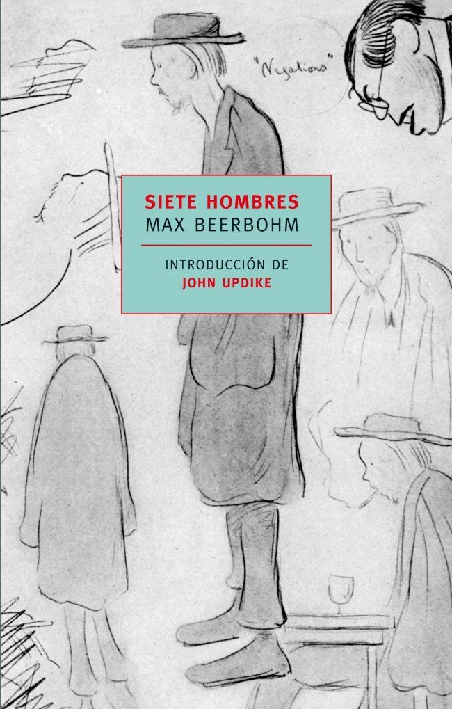 Siete Hombres por Max Beerbohm