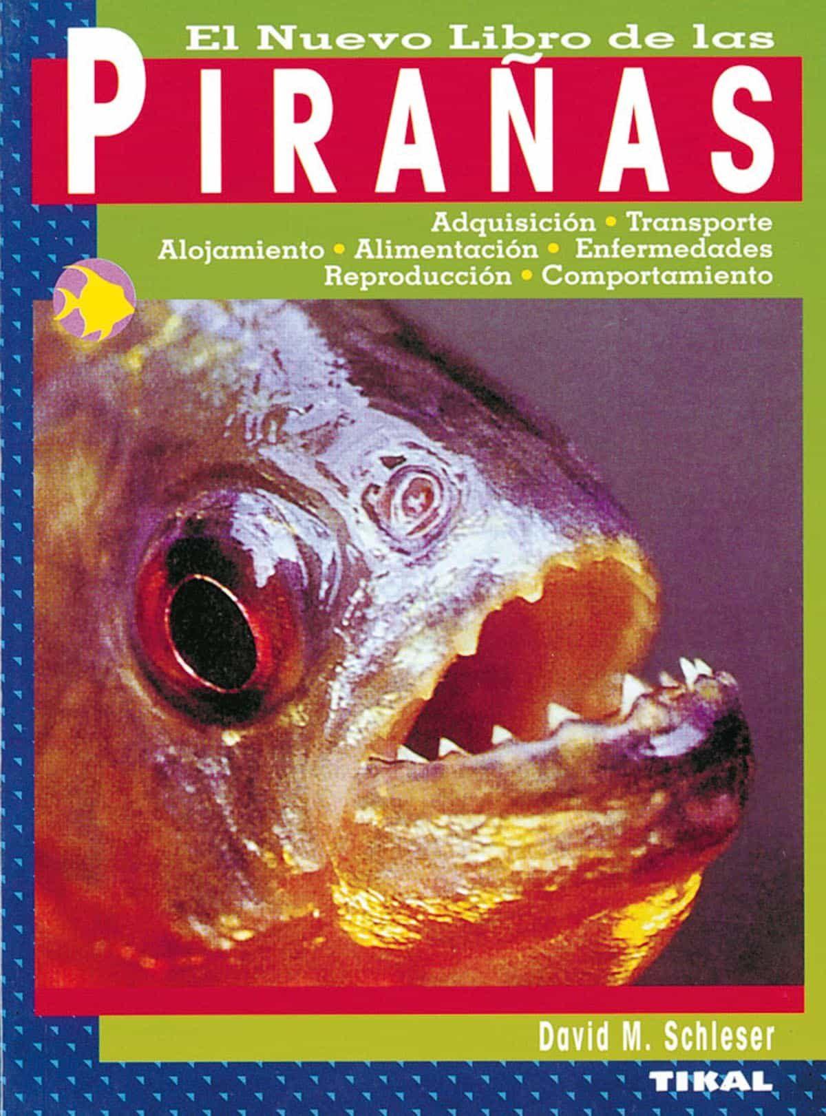 el nuevo libro de las pirañas-david m. schleser-9788430534715