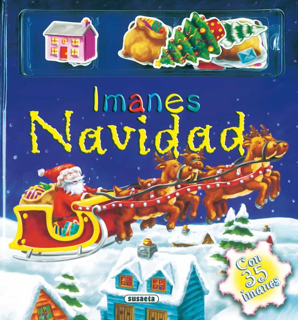 Imanes Navidad por Vv.aa.