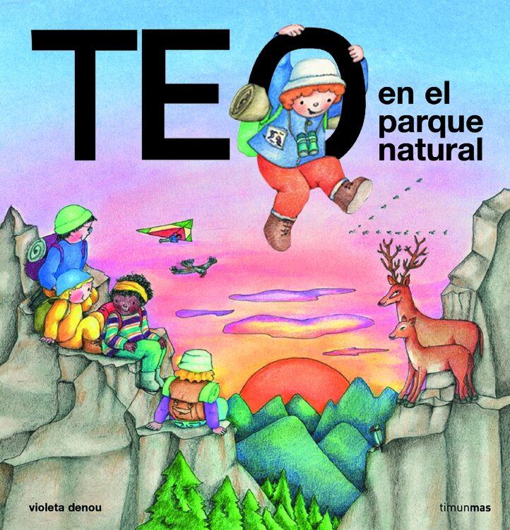 Teo En El Parque Natural por Violeta Denou