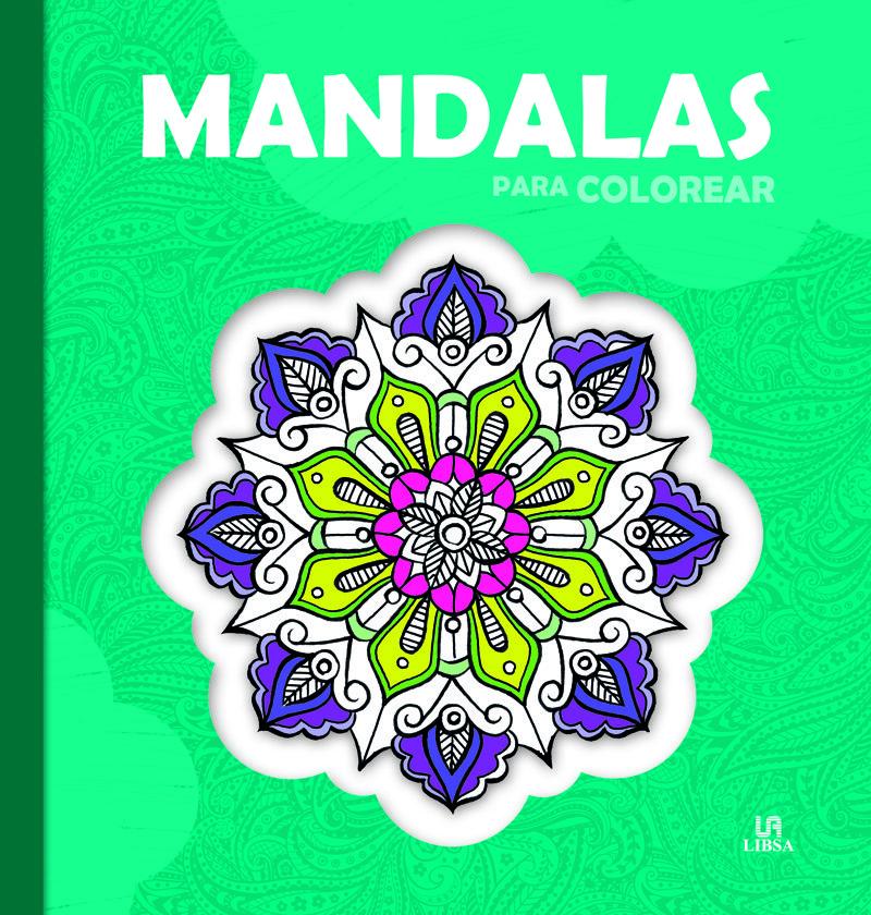 MANDALAS PARA COLOREAR | VV.AA. | Comprar libro 9788466231015