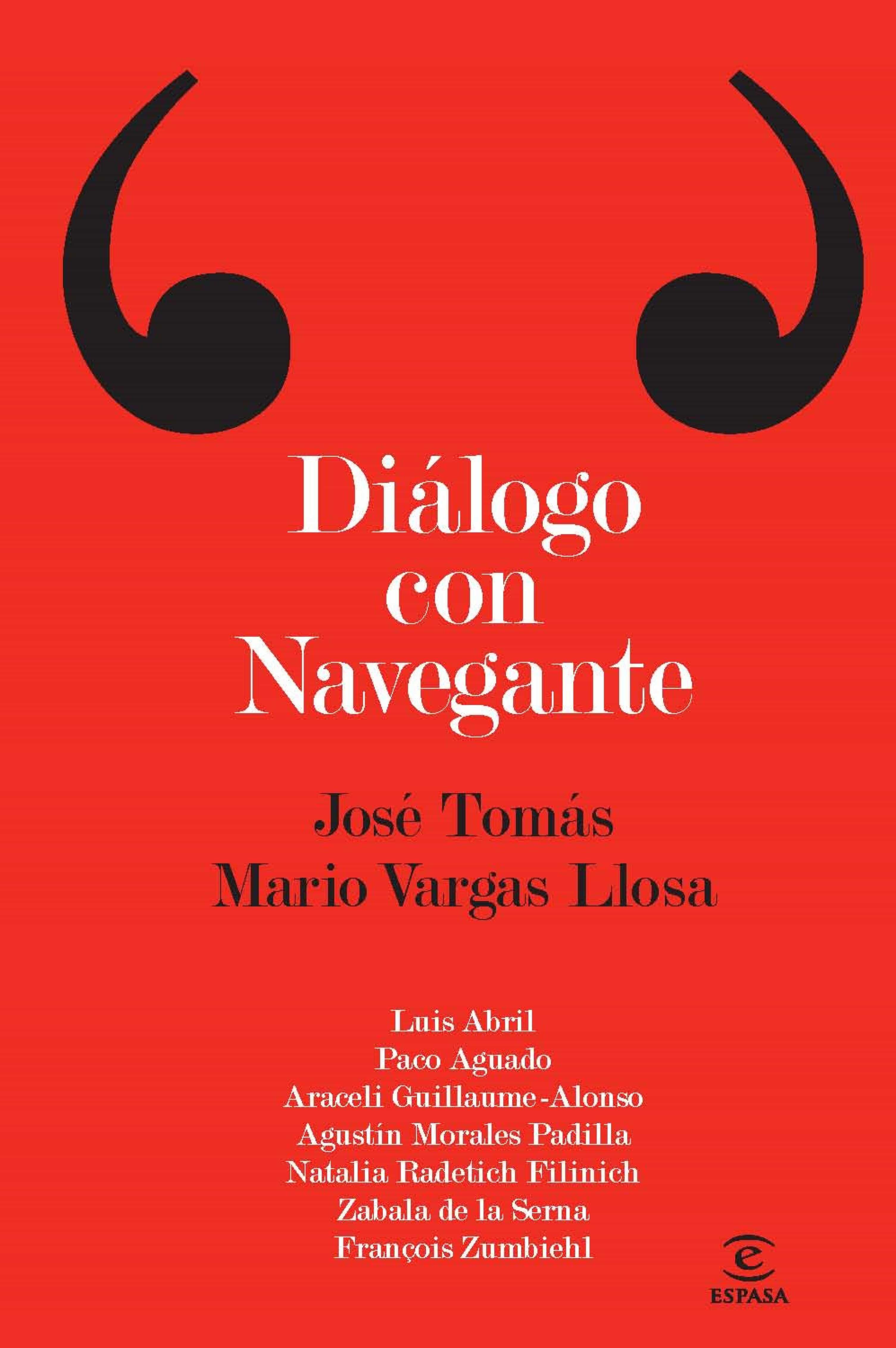Di�logo Con Navegante (ebook)jose Tomasmario Vargas Llosa9788467029215