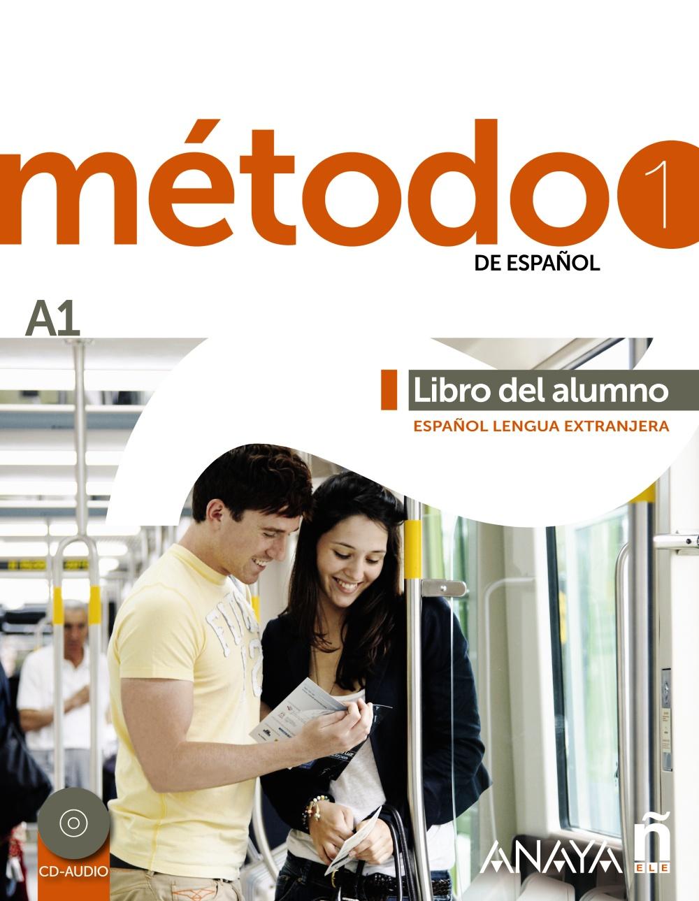 Metodo 1 De Español:libro Del Alumno A1 por Vv.aa.