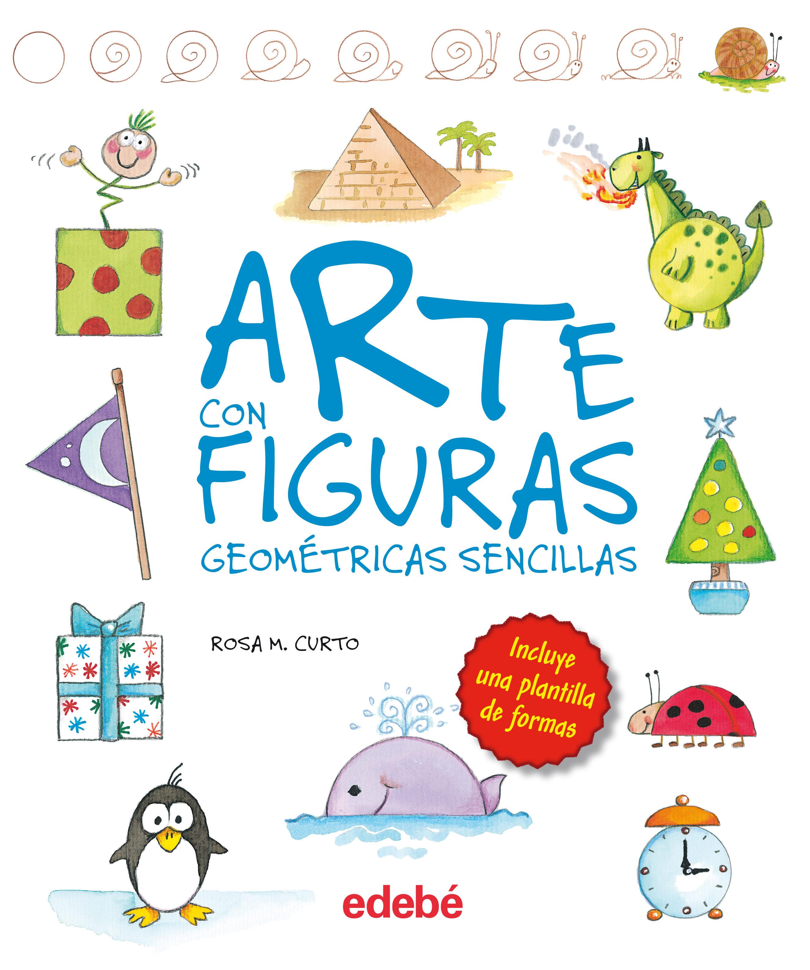 Arte Con Figuras Geométricas Sencillas Rosa Maria Curto Mila