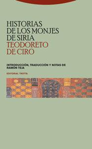 Historias De Los Monjes De Siria por Teodoreto De Ciro epub