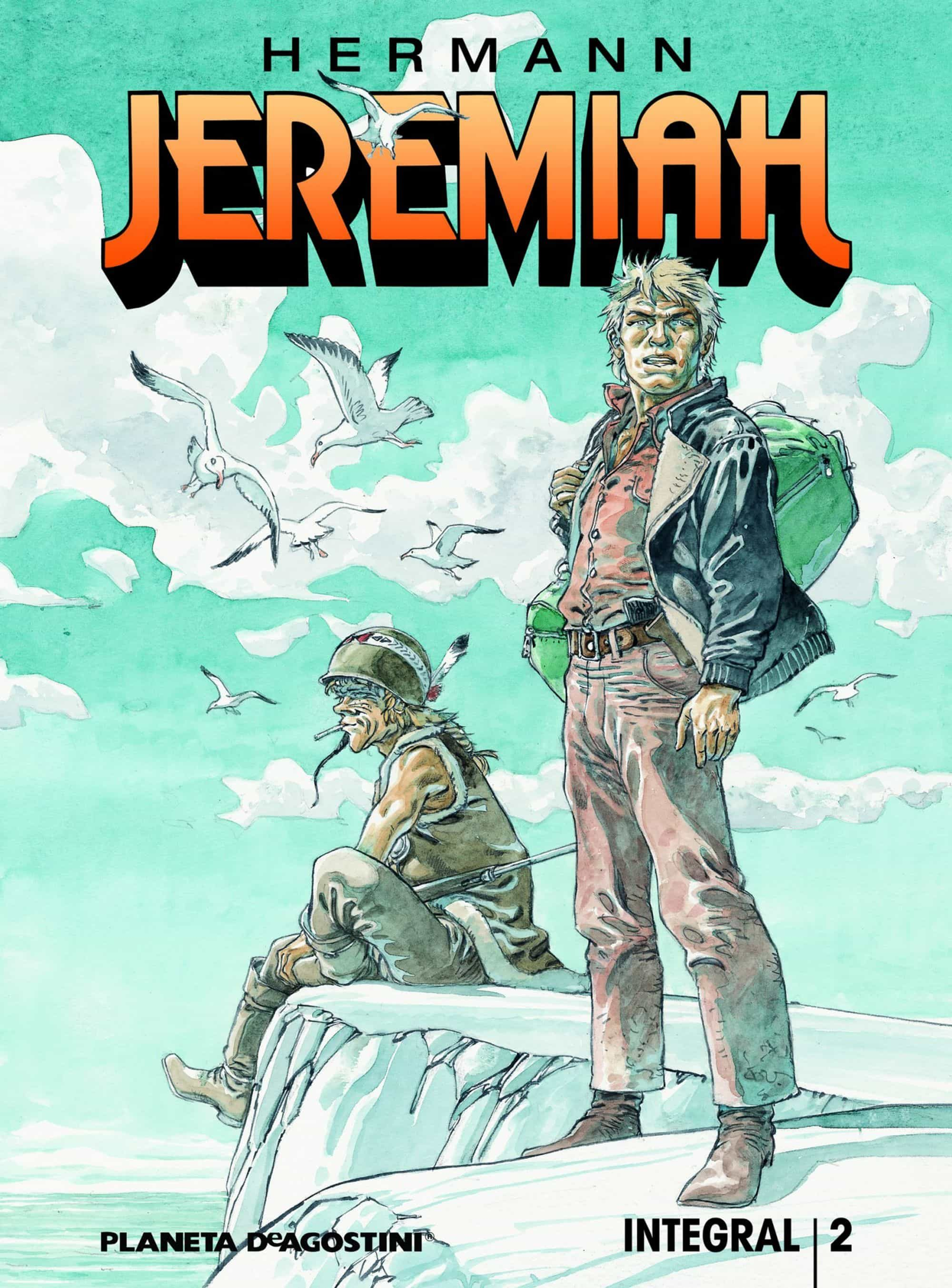 Jeremiah Nº 02 (nueva Edicion) por Hermann Huppen