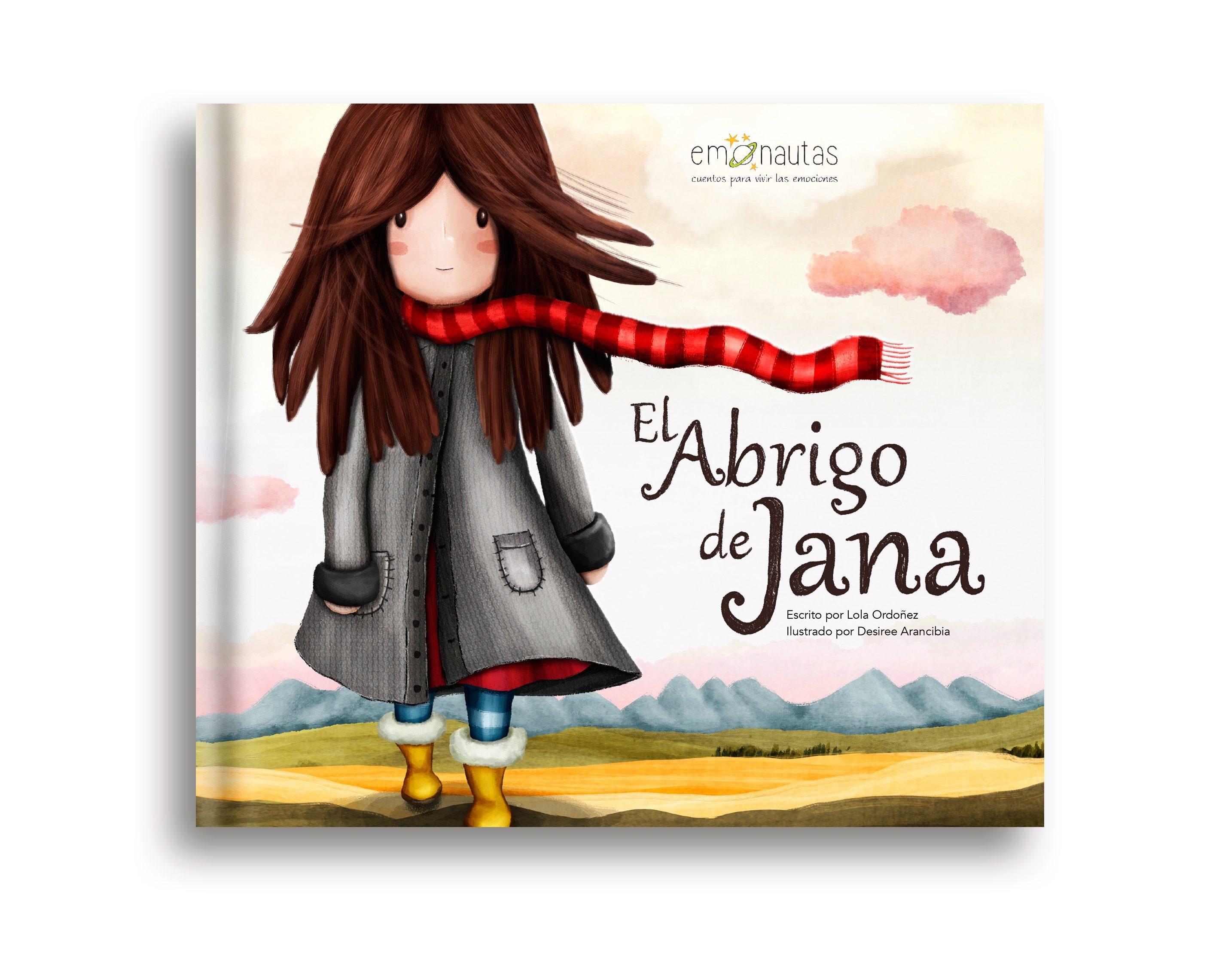 el abrigo de jana-lola ordoñez-9788494771415