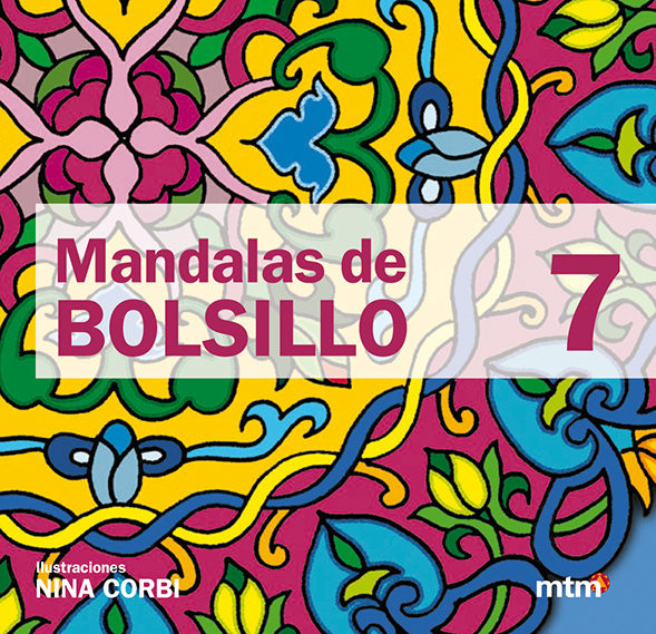 Mandalas De Bolsillo 7 por Nina Corbi