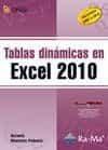 tablas dinamicas en excel 2010-antonio menchen peñuela-9788499640815