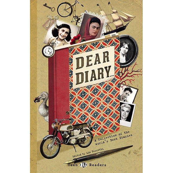 descargar DEAR DIARY + CD pdf, ebook