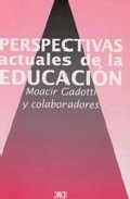 Perspectivas Actuales De La Educacion por Moacir Gadotti epub