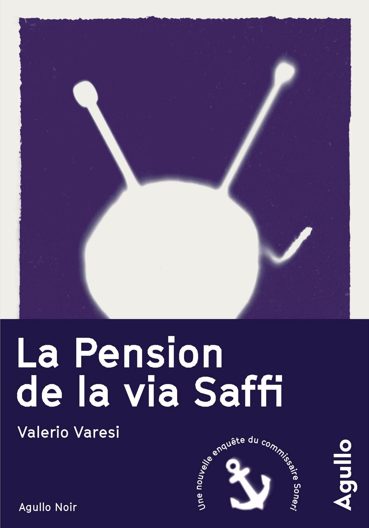 La Pension De La Via Saffi   por  epub