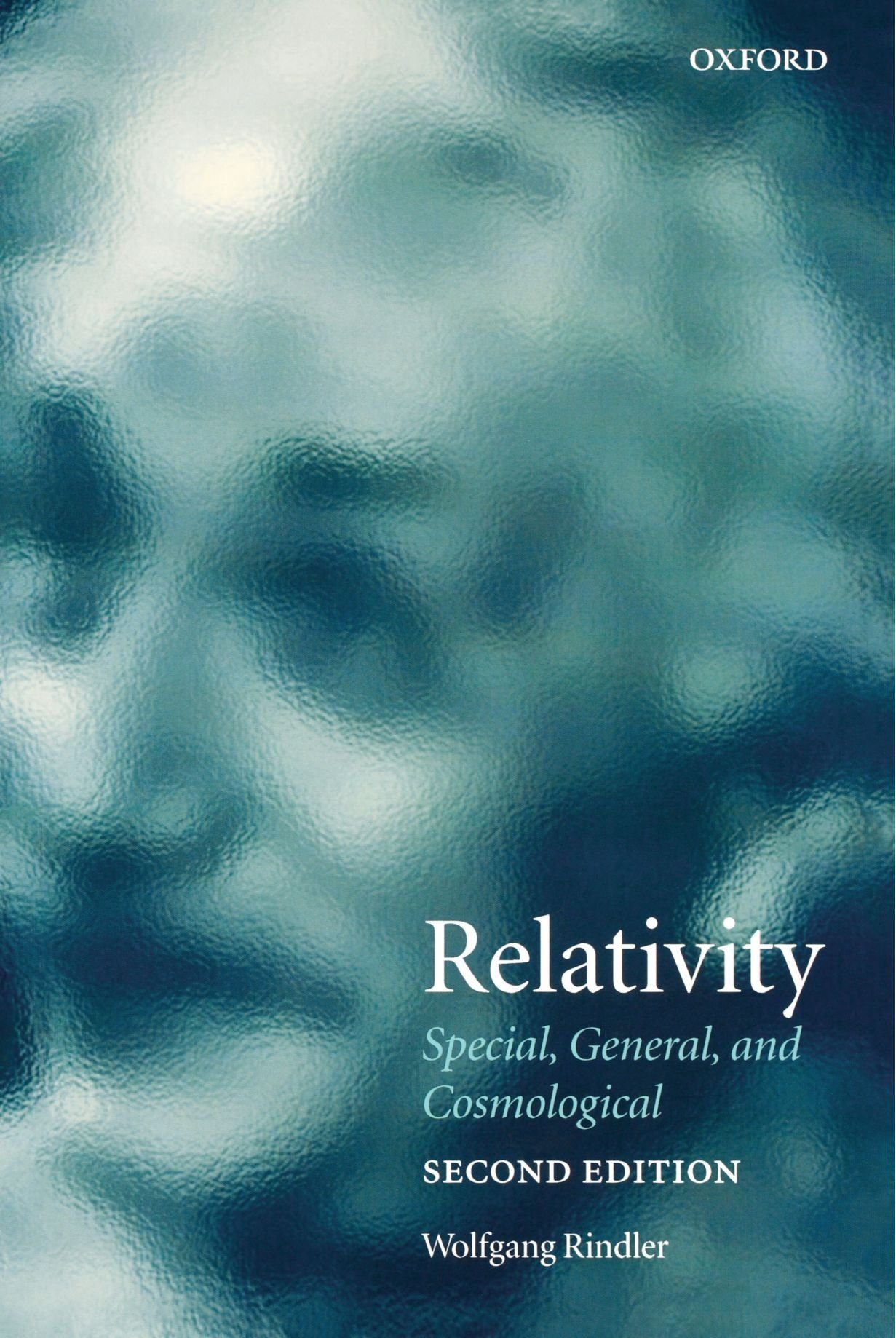 Relativity: Special, General, And Cosmological por Wolfgang Rindler