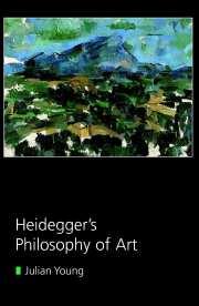 Heidegger S Philosophy Of Art por Julian Young epub