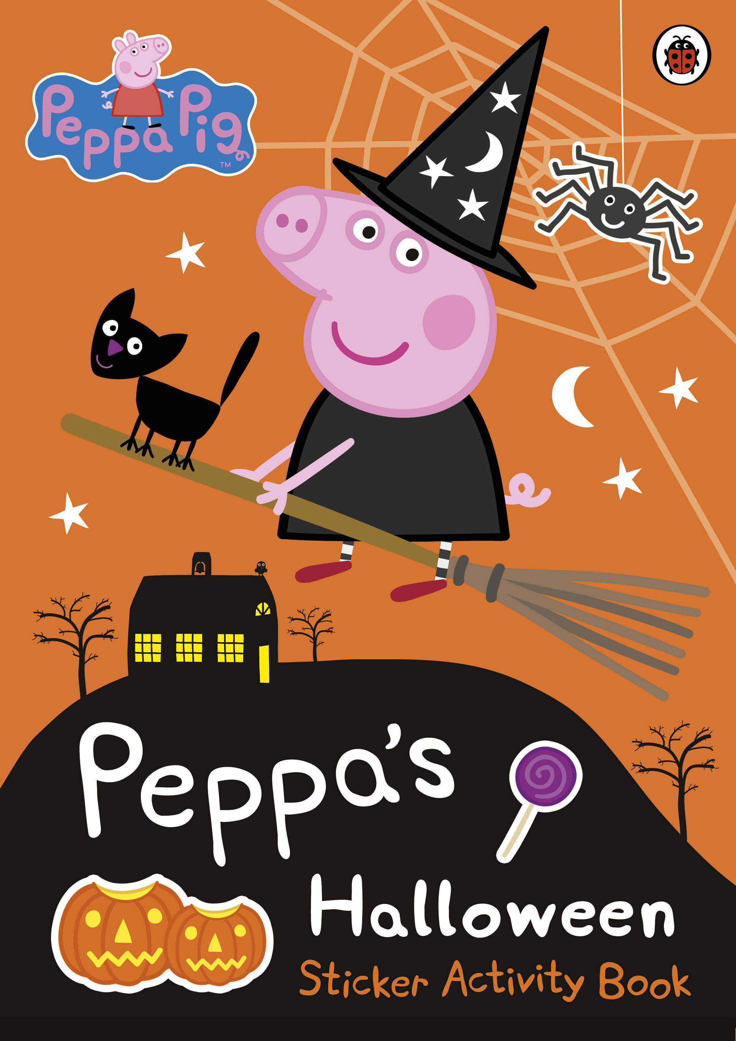 PEPPA PIG: PEPPA S HALLOWEEN | VV.AA. | Comprar libro 9780723296225