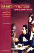 Best Practice Pre-intermediate: Teacher S Resource Book (business English In Context) por David Kerrige