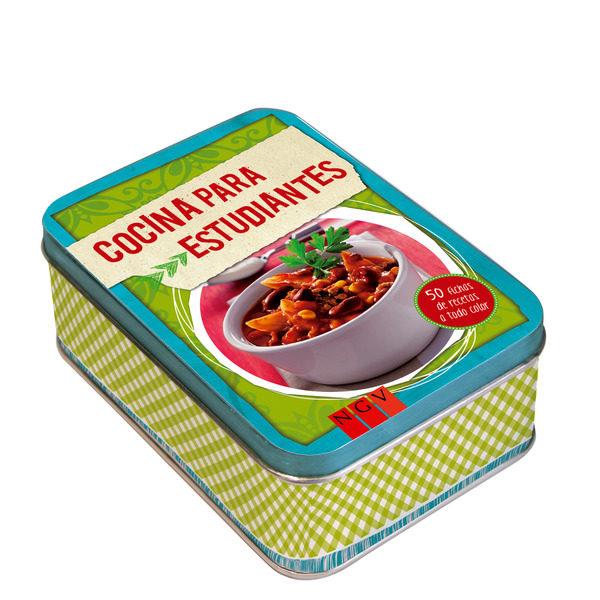 cocina para estudiantes (caja de recetas)-9783625004325